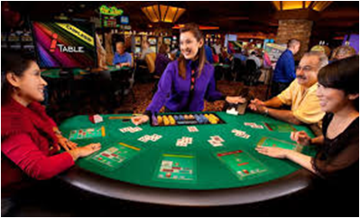 Use the casino gaming options effectively to place bets for the games