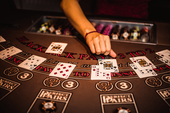 Six Easy Ideas For Utilizing Casino To Get Forward Your Competition