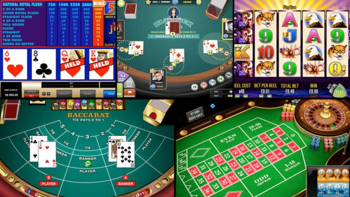 Gambling: Is not That Difficult As You Assume